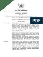 Perbup No. 1431 Tahun 2015perbup No 1431 Th 2015 Ttg Tata Kelola Siliwangi