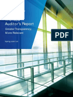 The New Auditor Report