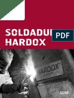 SSAB Hardox Welding Brochure 103 ES