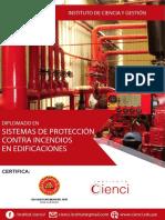 Brochure Sistemascontraincendios