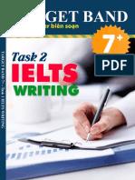 IELTS Writing Target 7 - Task 2 - IELTS Fighter Biên Soạn