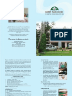 Alpha English Small Brochure