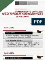 Saneamiento Aspectos Normativos[1]