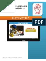 Semana 22 Matemática Permutaciones Circulares Version PDF