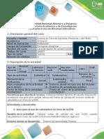 Guía Para El Uso de Recursos Educativos - Guía Para El Uso de Calculadora en Línea de La EPA