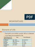 Carbohydrates - Biomolecules