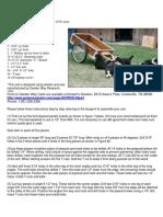 Box Cart Plans