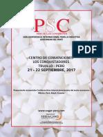 Psc Conferencias Spa 2017