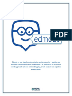 Manual de Usuario Edmodo