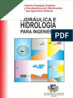 A Campos Hidraulica e Hidrologia Para Ingenieria 2016