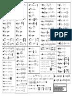 Formulario 2 Integrales Numeradas 2015