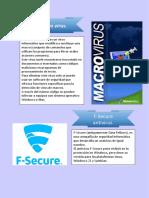 Documentvirus y Antivirus