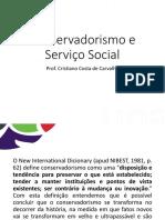 Conservadorismo_Serviço Social