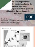 Anticorpos e Imunoglobulinas
