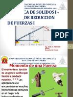 3.- Teoria de Reduccion de Fuerzas (1)