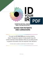Genetic Testing Initiative_Guide