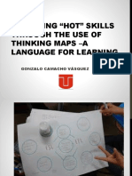Fostering Hot Skills Through the Use of Thinking