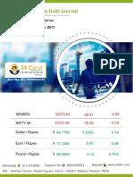 Derivatives 21th September 2017, Thursday