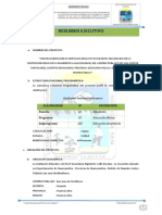 Resumen Ejecutivo s.j. Miraflores Mdh