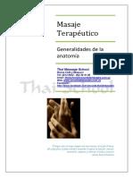 05.Generalidades de La Anatomia
