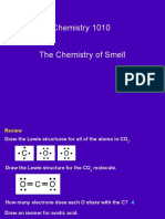 2d Chemistry of Smell