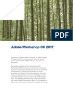Photoshop CC 2017 Update