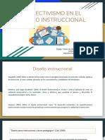 Trabajo Colaborativo- Conectivismo en El Diseño Instruccional