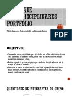 Atividade Interdisciplinares-Orientaçoes Novo Slides