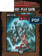 D&D Fast Play - Crypt of the Smoke Dragon