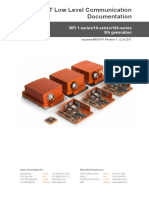 MT LowLevelCommunicationProtocol Documentation