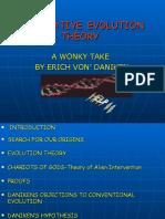 Alternative Evolution Theory1