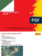 VIP Complaint 12112016 Batam