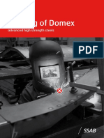 299 Welding of Domex Advanced High Strength Steels En
