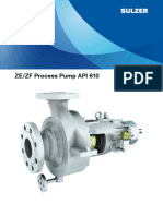 Spesifikasi Pompa Sulzer Terminal LPG Banyuwangi Part I