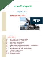 Capitulo v Transporte Aereo 2017