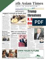 Vol.10 Issue 21 September 23-29, 2017