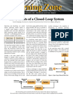 Benefits of Closed Loop