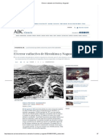 El Terror Radiactivo de Hiroshima y Nagasaki