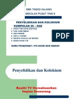 Kolokium Form 6 KUMPULAN 20 6AD