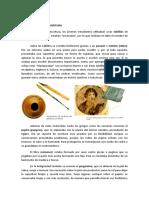 Tema 3_La Escritura-el Alfabeto