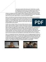 Analysis of a Short Film