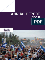 FIDH ANNUAL REPORT 2015