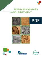 Guide Materiaux Biosources