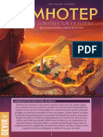Imhotep Reglas