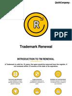 QC - TM Renewal