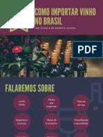 Como Importar Vinho no Brasil.pdf