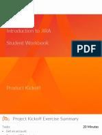 Introduction to JIRA - Workbook