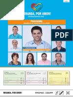 Programa Eleitoral da Assembleia de Freguesia de Vila Nova