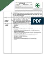 4.1.1 EP 6 SOP Komunikasi Dan Koordinasi Lintas Program Dan Lintas Sektor
