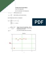 Math Cad Fourier Triangle